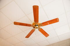 Hanging fan Stock Images