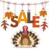 Hanging Foliage Sale Turkey Royalty Free Stock Photography