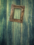 Hanging Frame Stock Photography