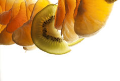 Hanging fruits Stock Photography