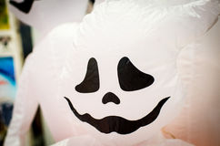 Hanging ghost toy. Royalty Free Stock Photos