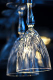 Hanging Glass Royalty Free Stock Photo