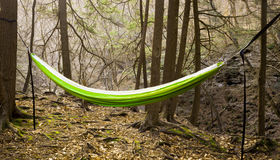 Hanging Hammock Royalty Free Stock Photography