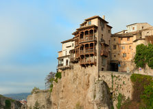Hanging Houses Stock Image