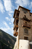 Hanging Houses of Cuenca - Spain Royalty Free Stock Photo
