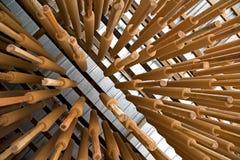 Hanging Joss Sticks Royalty Free Stock Photo