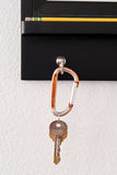 Hanging keys Royalty Free Stock Photography