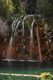 Hanging Lake Royalty Free Stock Photo