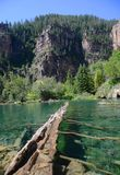 Hanging lake -  Colorado Royalty Free Stock Photography