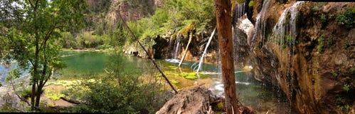 Hanging Lake Stock Image