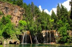Hanging lake, Glenwood Canyon, Colorado Royalty Free Stock Photography