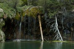 Hanging Lake 4. Hanging Lake in Glenwood Springs Colorado Royalty Free Stock Photos