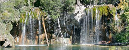 Hanging Lake Royalty Free Stock Images