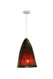 Hanging lamp. Royalty Free Stock Image