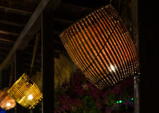 Hanging lamps Royalty Free Stock Photography