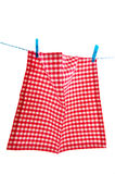 Hanging laundry Royalty Free Stock Photography
