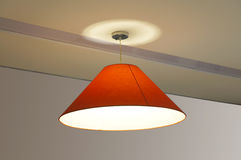 Hanging Light Royalty Free Stock Image