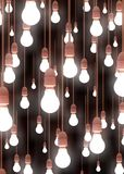 Hanging Lights Royalty Free Stock Photo