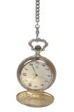 Hanging pocket watch Royalty Free Stock Photos