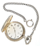Hanging pocket watch Royalty Free Stock Images