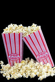 Hanging popcorn Royalty Free Stock Photography