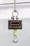 Hanging scale Stock Image