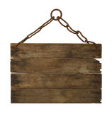 Hanging Sign Royalty Free Stock Photos