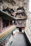 The hanging temple Royalty Free Stock Images