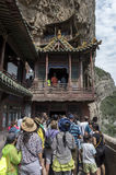 The hanging temple Royalty Free Stock Photography