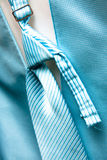 Hanging Tie And Vest Royalty Free Stock Images