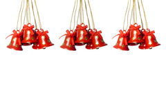 Hanging tinkle bells Royalty Free Stock Image