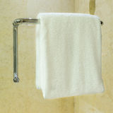 Hanging Towel Royalty Free Stock Photography