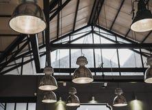 Hanging Light stock photos
