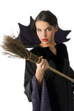 Hanging witch Royalty Free Stock Photo