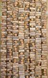 Hanging wood Royalty Free Stock Photos
