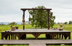 Hangman Royalty Free Stock Photo