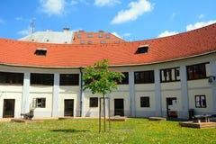 Hangman Bastion, Kosice, Slovakia Stock Image
