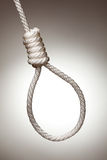 Hangman's Noose Royalty Free Stock Image