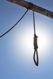 Hangmans Noose Stock Image