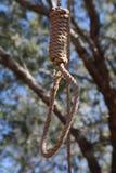 Hangmen Noose Royalty Free Stock Image
