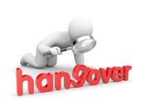 Hangover Royalty Free Stock Photos