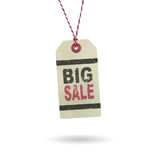 Hangtag Big Sale Royalty Free Stock Images