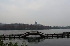 Hangzhou西方湖 库存照片