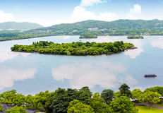 hangzhou Royaltyfri Bild