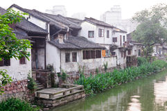 Hangzhou ancient building group Royalty Free Stock Photos