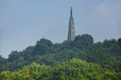 Hangzhou Baochu Pagoda Royalty Free Stock Photo