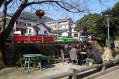 Meijiawu village in Hangzhou Stock Image