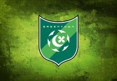 Hangzhou Greentown FC china Royalty Free Stock Image