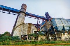Hangzhou iron and steel construction equipment Stock Photo