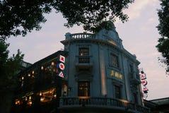 Hangzhou Kina Royaltyfria Foton